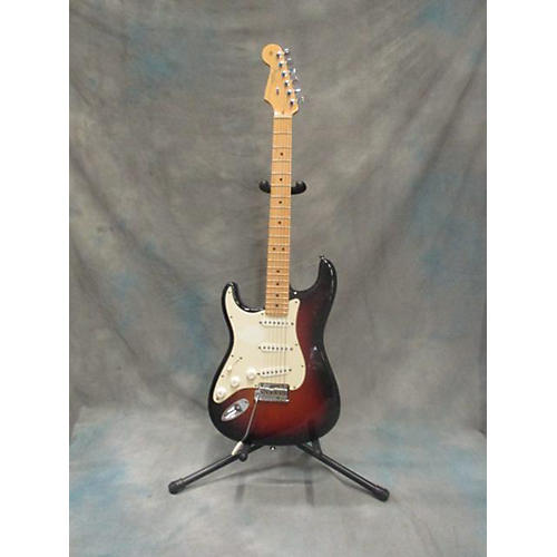 Fender American Standard Stratocaster Left Handed Electric Guitar-thumbnail