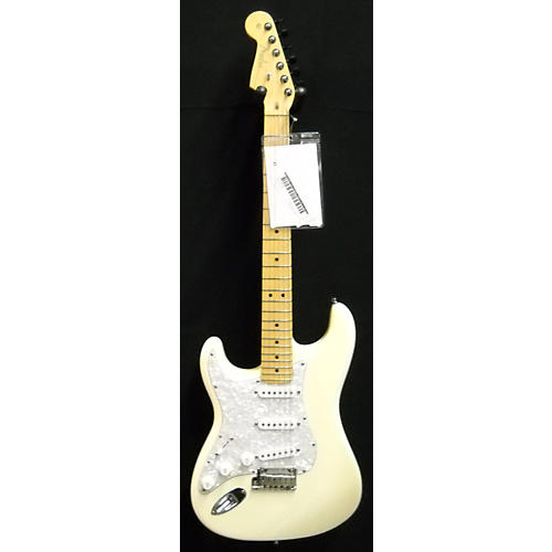 Fender American Standard Stratocaster Left Handed Solid Body Electric Guitar-thumbnail