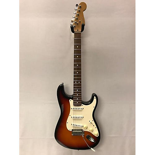 Fender American Standard Stratocaster Plus Solid Body Electric Guitar