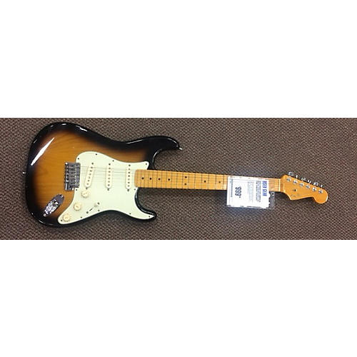 used fender american standard stratocaster solid body electric guitar guitar center. Black Bedroom Furniture Sets. Home Design Ideas