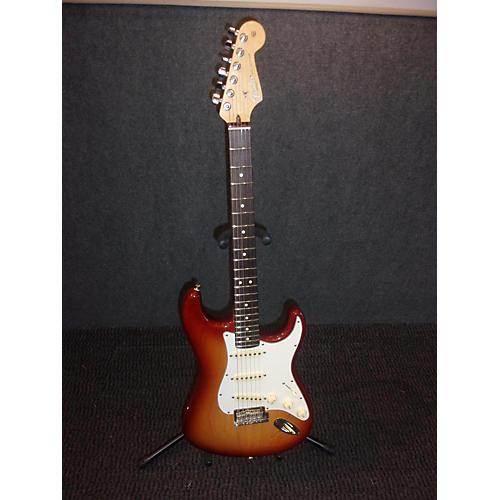 Fender American Standard Stratocaster Solid Body Electric Guitar Sienna Sunburst