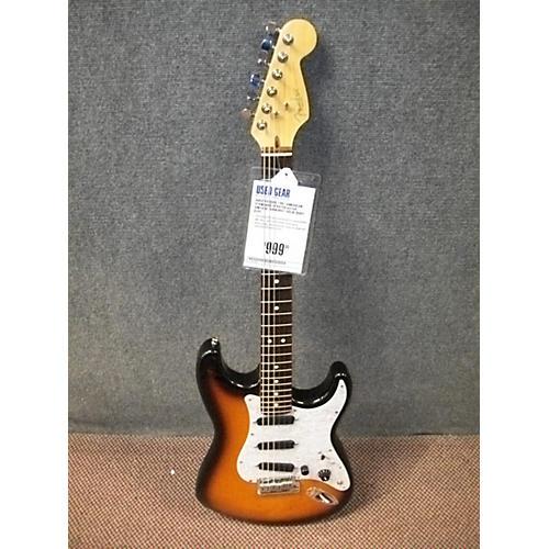 Fender American Standard Stratocaster Solid Body Electric Guitar Vintage Sunburst