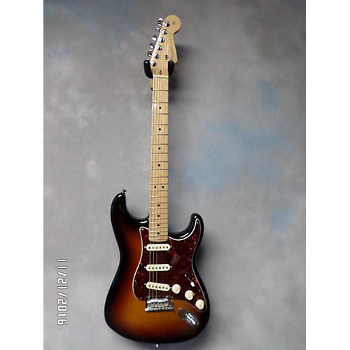 Fender American Standard Stratocaster Solid Body Electric Guitar Sunburst