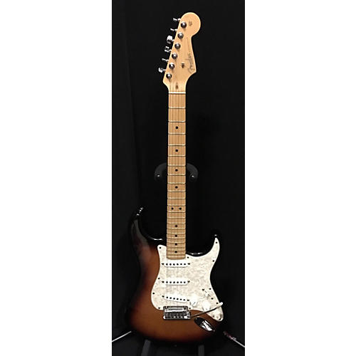 Fender American Standard Stratocaster Solid Body Electric Guitar-thumbnail