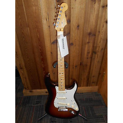 used fender american standard stratocaster solid body electric guitar rootbeer guitar center. Black Bedroom Furniture Sets. Home Design Ideas