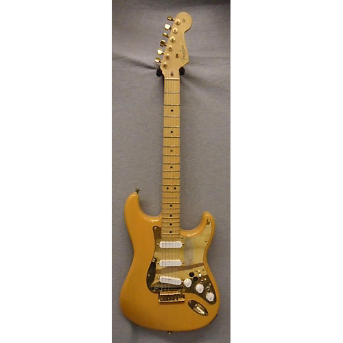Fender American Standard Stratocaster W Roland 13 Pin P/u Solid Body Electric Guitar-thumbnail