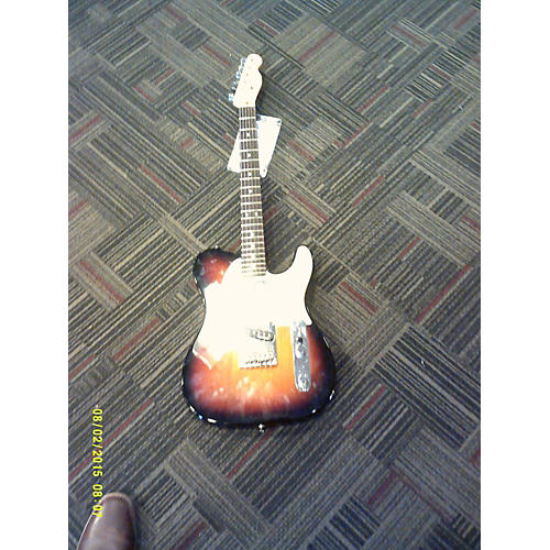Fender American Standard Telecaster 2 Color Sunburst Solid Body Electric Guitar