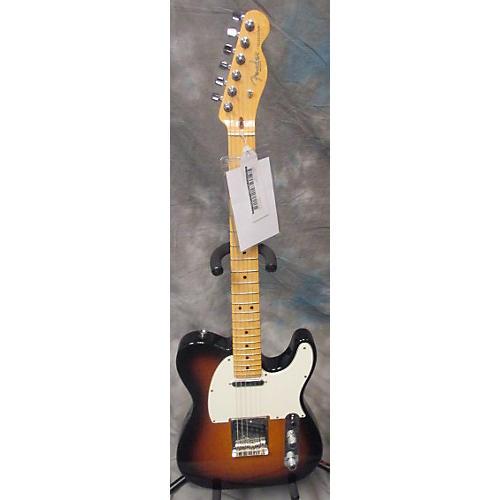 Fender American Standard Telecaster 2 Tone Sunburst Solid Body Electric Guitar