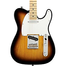 American Standard Telecaster Electric Guitar with Maple Fingerboard 2-Color Sunburst Maple Fingerboard