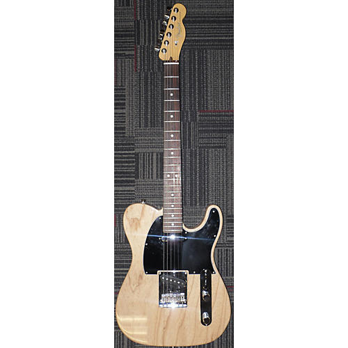 Fender American Standard Telecaster Solid Body Electric Guitar Natural