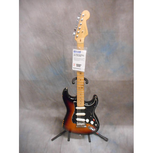 Fender American Strat Solid Body Electric Guitar
