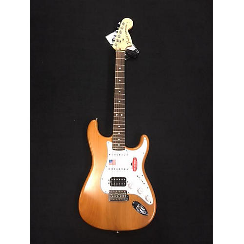 Fender American Stratocaster HSS With Grease Bucket Tone Circuit Solid Body Electric Guitar