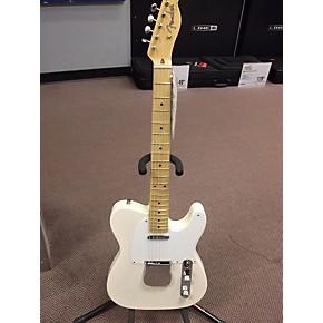 used american vintage 1958 telecaster alpine white solid body electric guitar alpine white. Black Bedroom Furniture Sets. Home Design Ideas