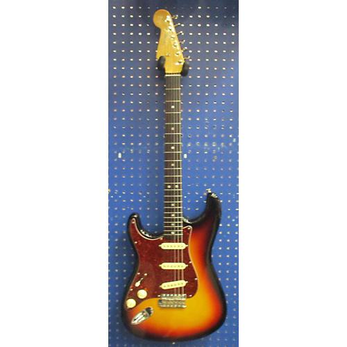 Fender American Vintage 1965 Stratocaster Left Handed Electric Guitar-thumbnail