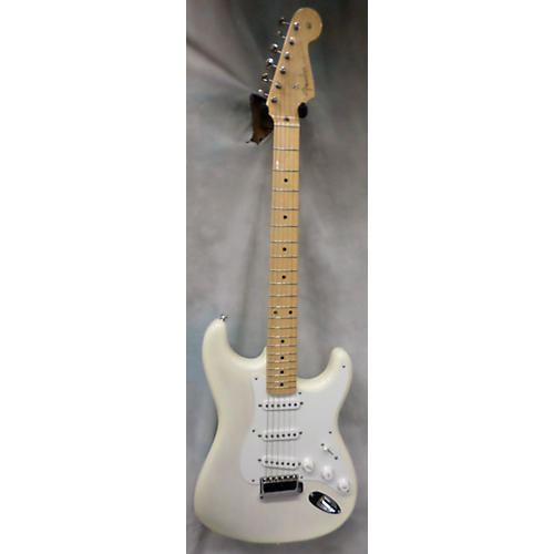 Fender American Vintage 1976 Reissue Stratocaster Solid Body Electric Guitar-thumbnail