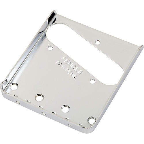 Fender American Vintage 3-Saddle Telecaster Bridge Plate-thumbnail