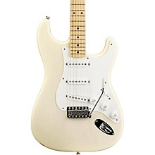 American Vintage '56 Stratocaster Electric Guitar Aged White Blonde Maple Neck