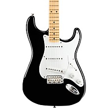 American Vintage '56 Stratocaster Electric Guitar Black Maple Neck