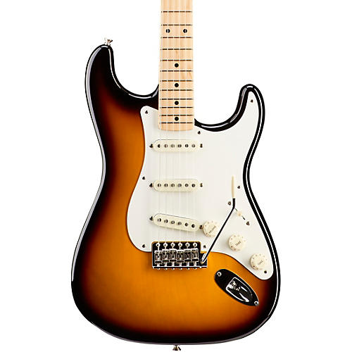 Fender American Vintage '59 Stratocaster Electric Guitar 3-Color Sunburst Maple Neck