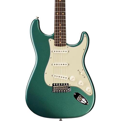 Fender American Vintage '59 Stratocaster Electric Guitar Sherwood Green Rosewood Fingerboard