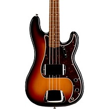 American Vintage '63 Precision Bass 3-Color Sunburst Rosewood Fingerboard