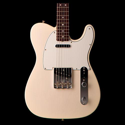 fender american vintage 39 64 telecaster electric guitar aged white blonde rosewood fingerboard. Black Bedroom Furniture Sets. Home Design Ideas