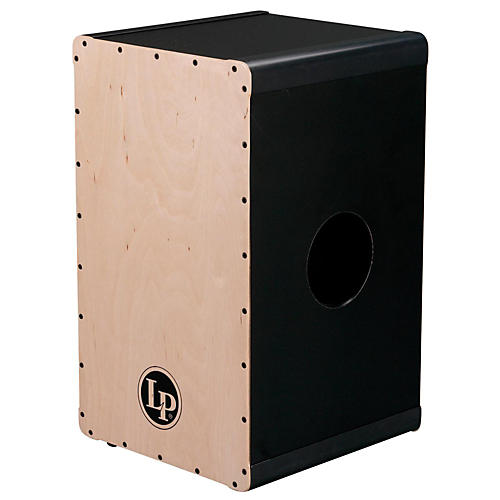LP Americana Black Box Do it Yourself 2-Voice Cajon-thumbnail