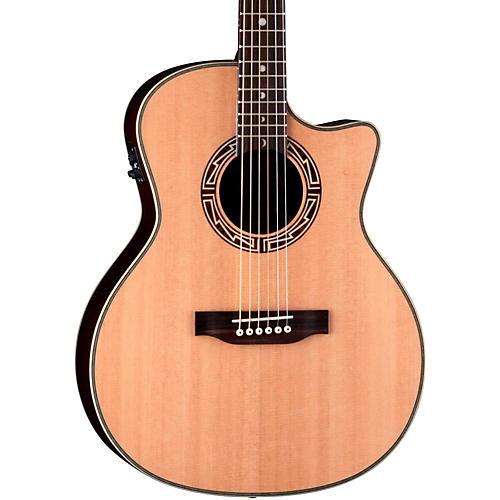 Luna Guitars Americana Inspired AMM 100 Mimbres Acoustic-Electric Guitar-thumbnail