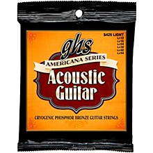 GHS Americana Light Acoustic Guitar Strings (12-54)