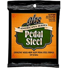 GHS Americana Pedal Steel Strings E9 Tuning (13-36)