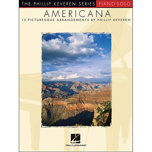 Hal Leonard Americana Piano Solo - The Phillip Keveren Series arranged for piano solo
