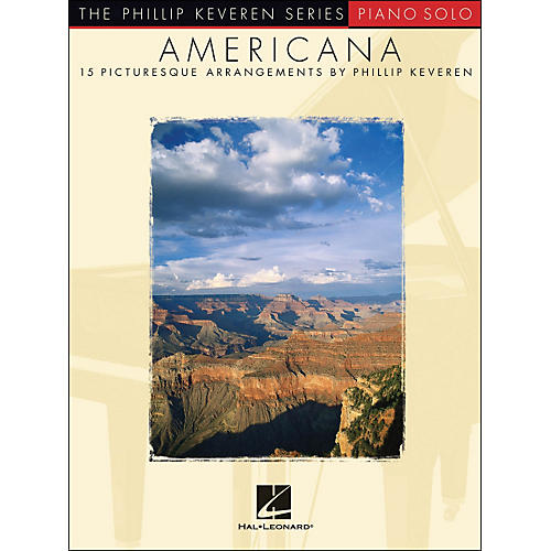 Hal Leonard Americana Piano Solo - The Phillip Keveren Series arranged for piano solo-thumbnail