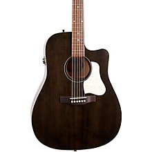 Americana Series CW QIT Acoustic-Electric Guitar Faded Black