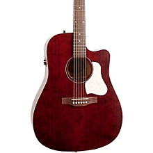 Americana Series CW QIT Acoustic-Electric Guitar Tennessee Red