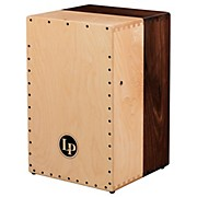 LP Americana Solid Black Walnut and Solid Hard Maple Cajon