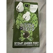 Stomp Under Foot Amherst 76 Ram's Head Effect Pedal