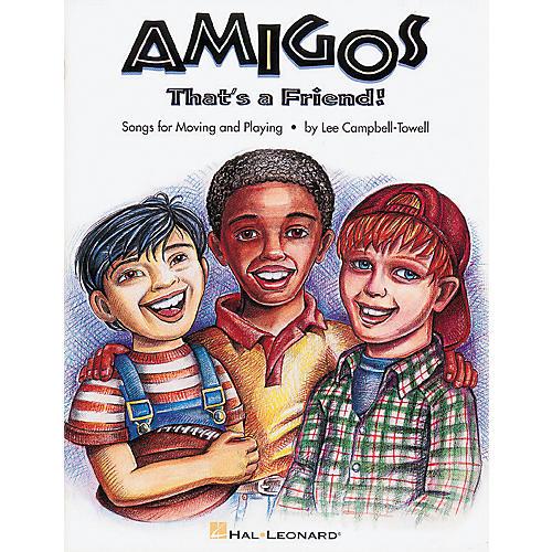 Hal Leonard Amigos CD