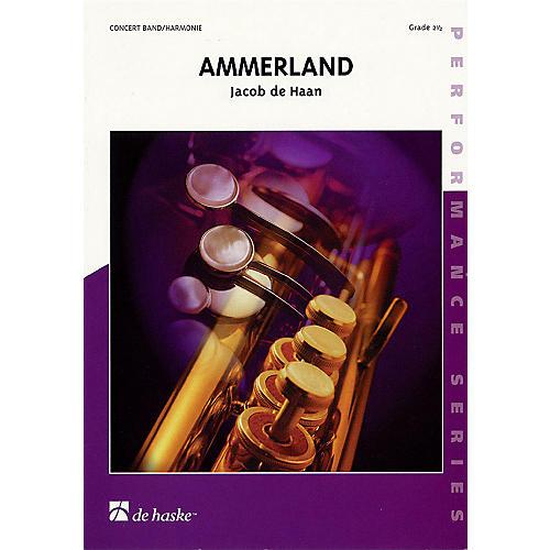 De Haske Music Ammerland (Score & Parts) Concert Band Level 3
