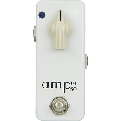 Lovepedal Amp 50 Overdrive Guitar Effects Pedal-thumbnail