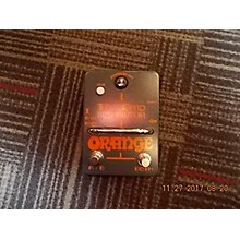 Orange Amplifiers Amp Detonator Pedal