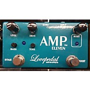 Lovepedal Amp Eleven Overdrive Boost Effect Pedal