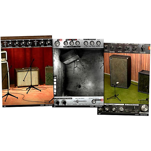 Softube Amp Room Bundle Guitar Center
