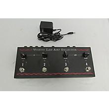 Voodoo Lab Amp Selector Pedal Board