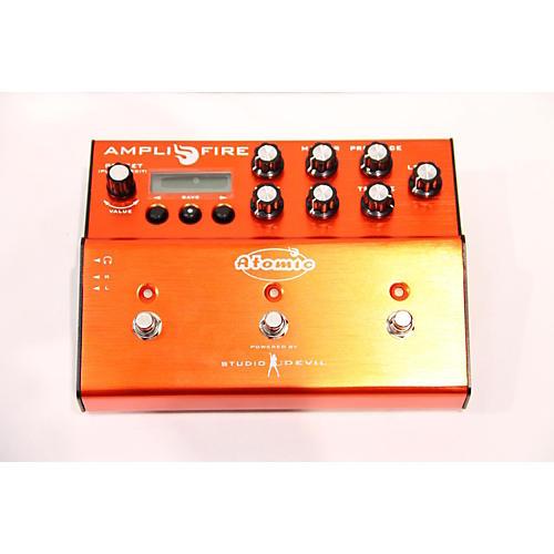 Atomic Ampli Fire Effect Processor