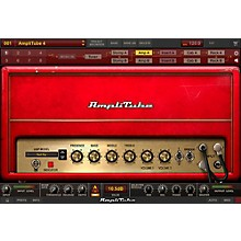 IK Multimedia AmpliTube 4 Ampeg SVX Power DUO Bundle