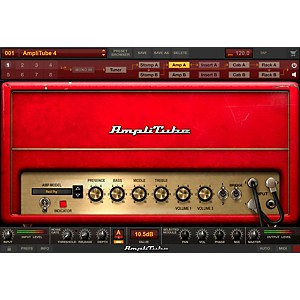 IK Multimedia AmpliTube 4 by IK Multimedia