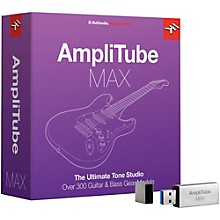IK Multimedia AmpliTube MAX Upgrade