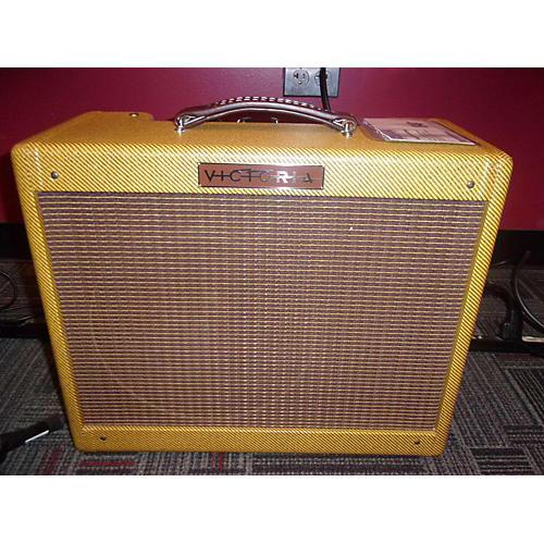 Victoria Amplifier Tube Guitar Combo Amp-thumbnail