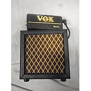 Vox Amplug Metal/w Cab Battery Powered Amp