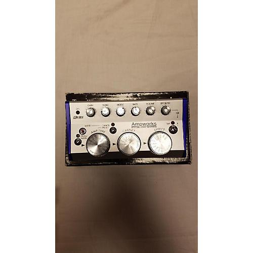 used korg ampworks multi effects processor guitar center. Black Bedroom Furniture Sets. Home Design Ideas